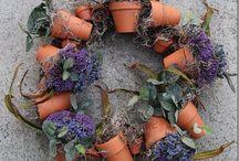 Wreaths  / by Sylvia Trevino-Rickman