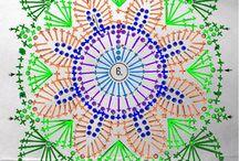Crochet blocks / by One of a kind Yarns