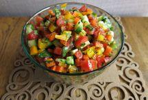 summer salads / by Malia Jorgensen