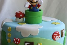 Blakey Party Ideas / Because Blake wants a Mario Party!!! / by Amy Wheatley