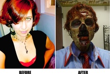 Scary Costume Ideas (All) / by Couples Costumes