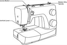 Sewing / by KennyandLeslie Berg