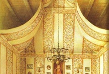 Tents and tented rooms / by Dovecote Decor