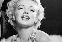 <3 Marilyn Monroe <3 / by Megan Lehman