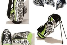 Animal Print Golf / Animal print #golf style for Golf-onistas that like to walk on the wild side / by Golf4Her