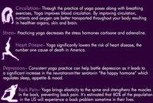 yoga fitness / by Deb Miles