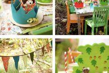 Kid's Party Stuff! / by Cynthia Mann