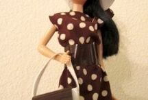 Barbie Doll Clothes / by Debra