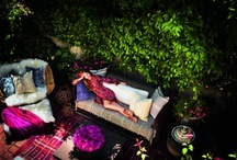 Outdoor spaces / by Yvonne