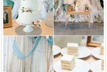 wedding cakes / by Sharon Taylor Designs of Pickwick House