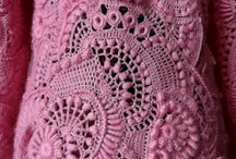 *Freeform crochet / Online classes available late 2014 @ http://academyofquilting.com  HOME PAGE:  http://beyondpatterns.com / by Lily Kerns
