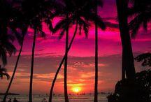 Magical Sunrise & Sunset / by Kirti Mandalaywala