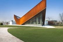 Architecture / by Filip Sudolský