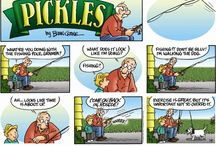 Pickles and other comics / by Madison Reynolds