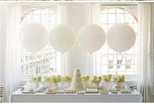 Weddings: Bridal Shower Ideas / Wedding shower and bridal shower ideas + inspiration / by Printed Ink