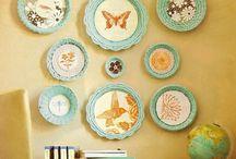 wall display ideas / by Kara May