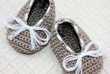 Ganxet i punt/ Crochet and knitting / by Carme Boix