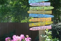 Garden Ideas / by Melissa Webb