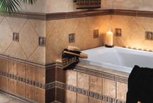 Home: Bathroom Inspiration / Ideas and inspiration for when I redo my own bathroom in 2013.  / by Designed Decor
