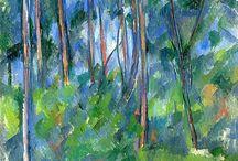 Cezanne / by Annette Kaminsky