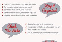 Pinterest / Here tips I find helpful for Pinterest. / by Saucy Pants