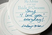 Wedding ideas / by Amber Tillotson