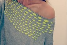DIY Clothes / by Christina Wolkenfeld