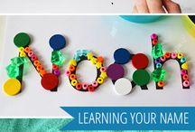 Preschool Ideas / by Stephanie Keltner