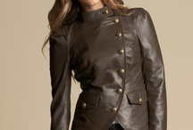 Jackets And Coats / by Style-BlackBook.com
