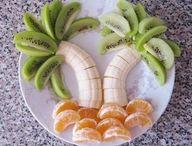 Food-Fun/Kiddos / by Michelle Lopez