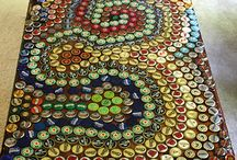 bottle caps / by Maria Zimmer
