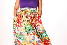 Plus size fashion / by Joanne Mitchell