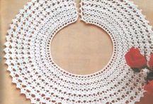 Cuellos crochet / by Alfalfa Accesorios