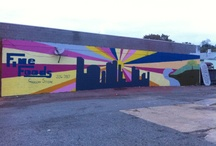 Murals! / by offering