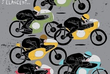 motorcylces / by Clare Meridew