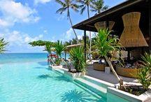 I Wanna Cabana / Someday... at my tropical vacation home... / by Lana Hoover
