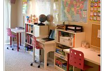 Homeschool Room / by Allison S.