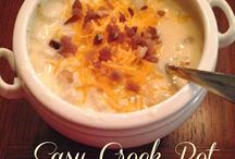 Get in my Belly - Crockpot recipes / by Angelica McInturff Markland