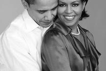 The Obamas / by Raina Murphy