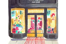 Sketches & Ads / by Claire Ashworth