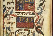 Historic Haggadah / Passover has been celebrated by Jewish communities all over the world and throughout history. These Haggadahs reflect the different cultures and beliefs of the people who made them, and show not only the diversity of Jewish cultures but also the influence of Islamic, European, and American art and ideas on the Jewish communities who lived among them. / by American Historical Association