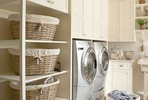 Laundry Room / by Nichole Hebrank