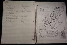 ISN / Interactive Student Notebook / by Heather Kaposta-Phelps