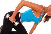 sport / fitness / by Joanne Woodcock