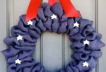 wreaths / by Jennifer Cowell