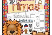 Spanish / by Tiffany Nield