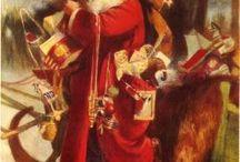 Santa's / by Jenny Dick