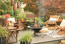 OUTDOOR LIVING / by Leslie Nesbitt