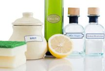 Homemade House Cleaners / Homemade's the best! / by Mika Jones