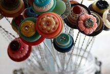 Buttons galore ! / by Peta xxxx